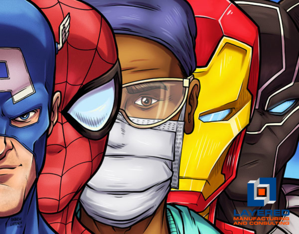 Masked Heroes Surgeon